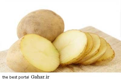 sib رابطه سرطان و رنگ سیب زمینی