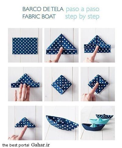 sofreh17 ساخت انواع دستمال سفره +آموزش تصویری