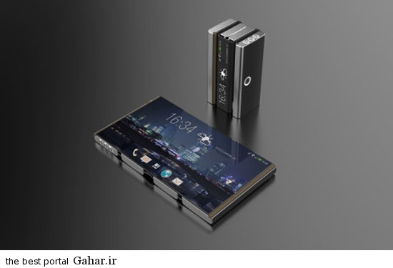tasho1 رونمایی از گوشی هوشمند تاشو + عکس و مشخصات