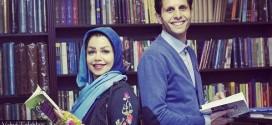 جدیدترین عکس وحید طالب لو و همسرش