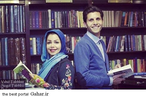 vahid taleblu positive entertainment and his wife جدیدترین عکس وحید طالب لو و همسرش