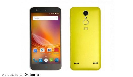 zte3 عکس هایی از سه گوشی جدید ZTE