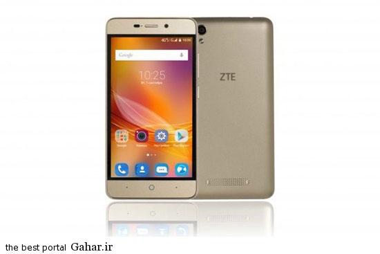 zte4 عکس هایی از سه گوشی جدید ZTE
