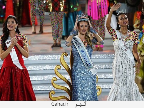 635861213515289252 epa china beauty contest miss world copy copy دختر شایسته 2015 انتخاب شد Miss World 2015