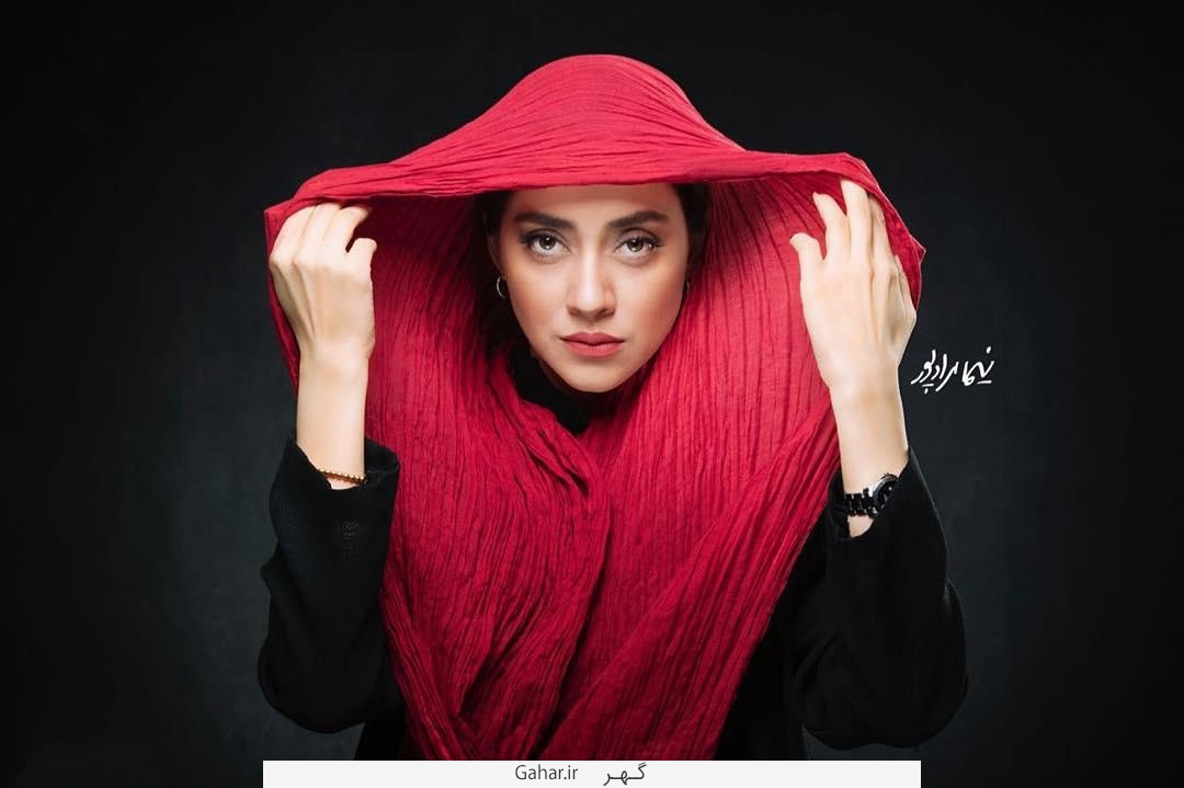 Bahareh Kian Afshar 3 متفاوت ترین عکس های بهاره کیان افشار