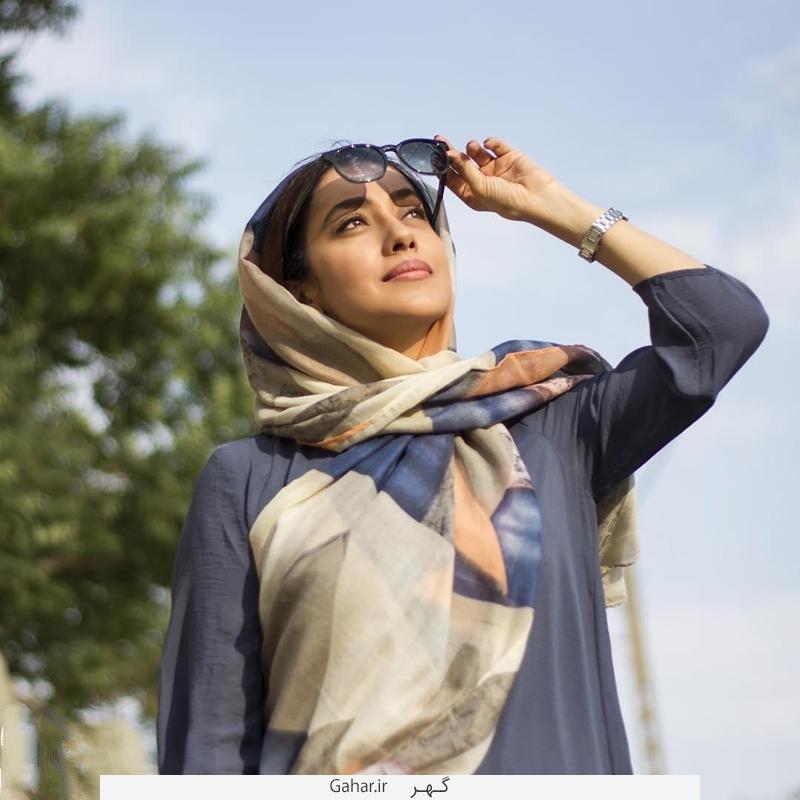 Bahareh Kian Afshar 4 متفاوت ترین عکس های بهاره کیان افشار
