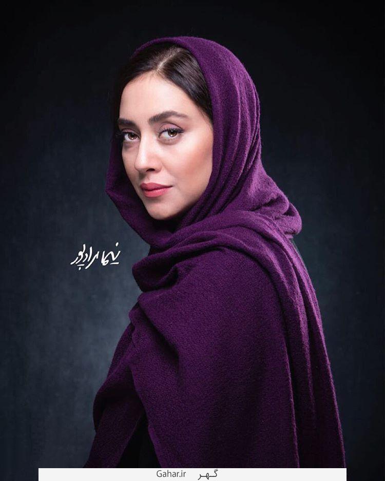 Bahareh Kian Afshar 5 متفاوت ترین عکس های بهاره کیان افشار