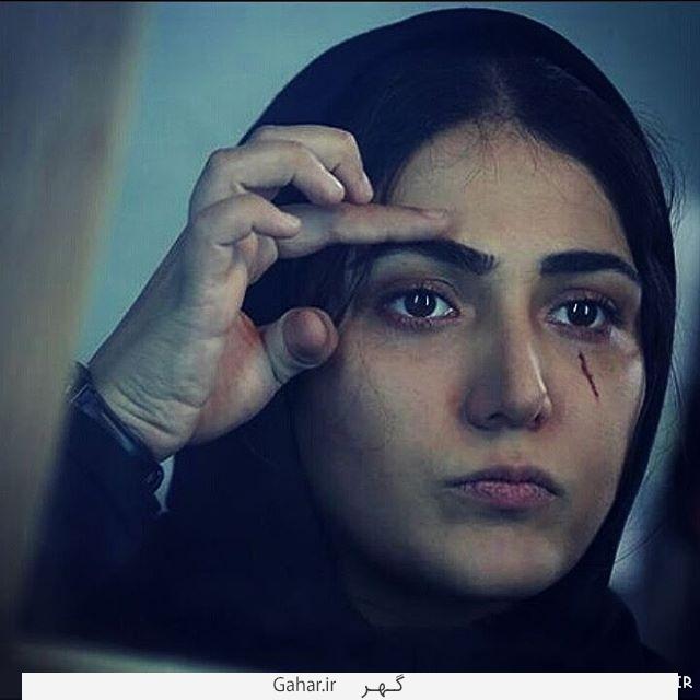 Baran Kosari Azar94 8 متفاوت ترین عکس های باران کوثری
