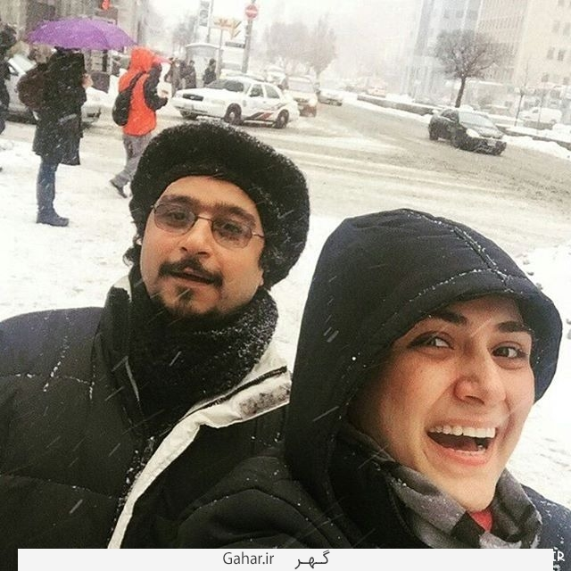 Baran Kosari Azar94 9 متفاوت ترین عکس های باران کوثری