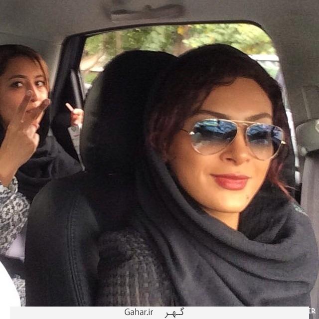 Hadiseh Tehrani Azar94 9 داغ ترین عکس های حدیثه تهرانی