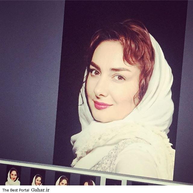 Haniyeh Tavasoli Azar94 4 تازه ترین عکس های هانیه توسلی