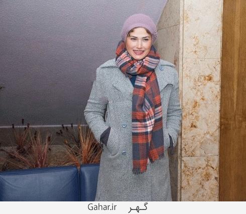 Ladan Mostofi1 عکس های لادن مستوفی در اکران فیلم بچگیتو فراموش نکن