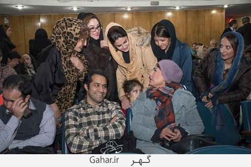 Ladan Mostofi2 عکس های لادن مستوفی در اکران فیلم بچگیتو فراموش نکن