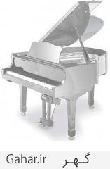 Piano grand 11 قیمت پیانو گرند Grand + عکس پیانو