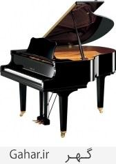 Piano grand 15 قیمت پیانو گرند Grand + عکس پیانو