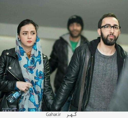 SHAHRZAD HAMSAR عکس های ترانه علیدوستی و همسرش + بیوگرافی