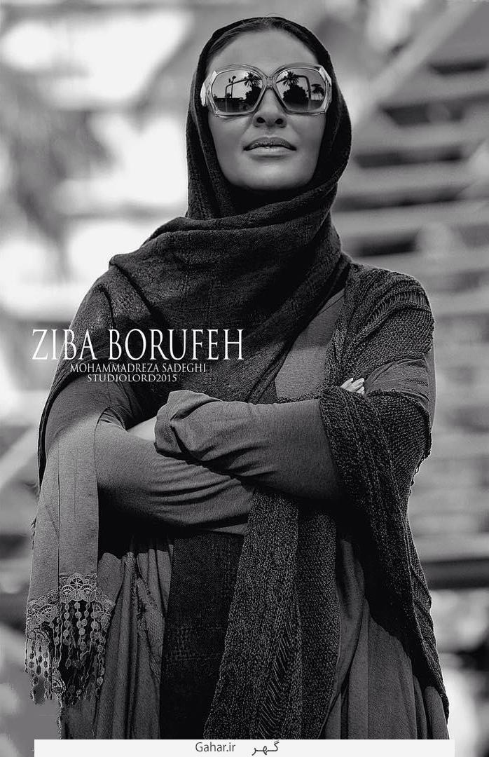 Ziba Boroofeh 5 زیباترین عکس های زیبا بروفه