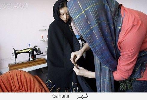 afghan fashion show 3 عکس دختران افغان در فشن شو