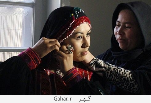 afghan fashion show 7 عکس دختران افغان در فشن شو