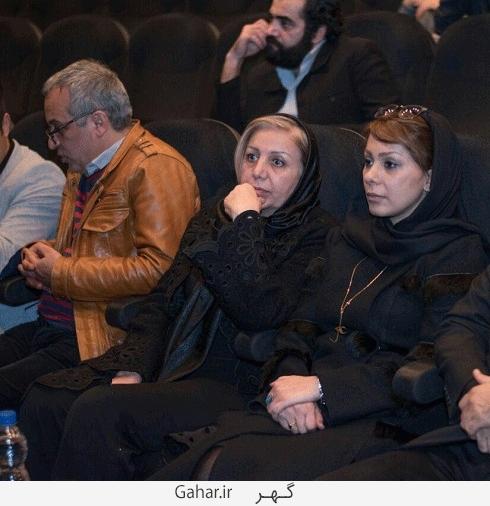 arjmand10 عکس های بازیگران و خانواده ارجمند در سالگرد انوشیروان ارجمند