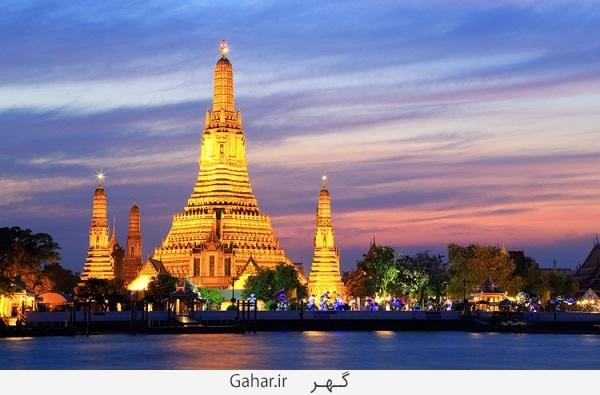bankook 1 مراکز و محلهای دیدنی بانکوک پایتخت تایلند / عکس
