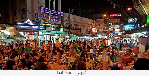 bankook 7 مراکز و محلهای دیدنی بانکوک پایتخت تایلند / عکس