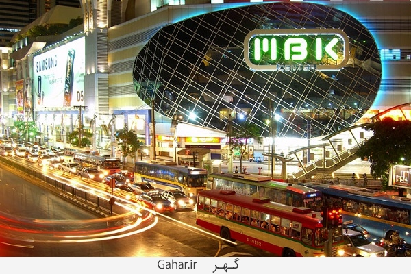 bankook 8 مراکز و محلهای دیدنی بانکوک پایتخت تایلند / عکس