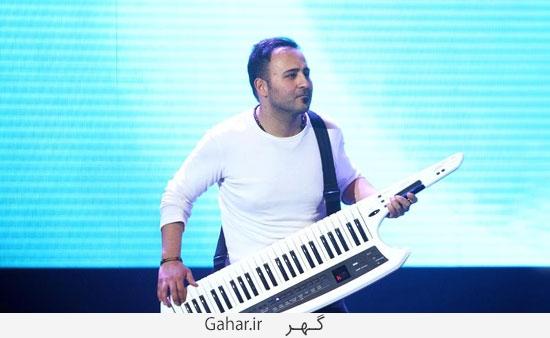 benyamin18 گزارش تصويری از کنسرت بنیامین با حضور محمدرضا گلزار