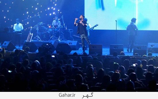 benyamin20 گزارش تصويری از کنسرت بنیامین با حضور محمدرضا گلزار