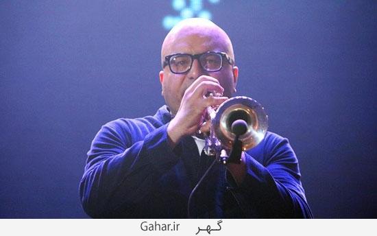 benyamin23 گزارش تصويری از کنسرت بنیامین با حضور محمدرضا گلزار
