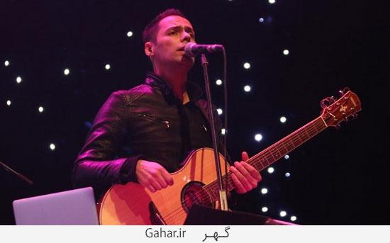 benyamin28 گزارش تصويری از کنسرت بنیامین با حضور محمدرضا گلزار