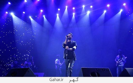 benyamin29 گزارش تصويری از کنسرت بنیامین با حضور محمدرضا گلزار