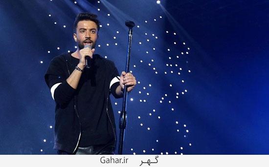 benyamin3 گزارش تصويری از کنسرت بنیامین با حضور محمدرضا گلزار