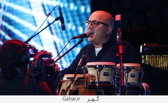 benyamin30 گزارش تصويری از کنسرت بنیامین با حضور محمدرضا گلزار