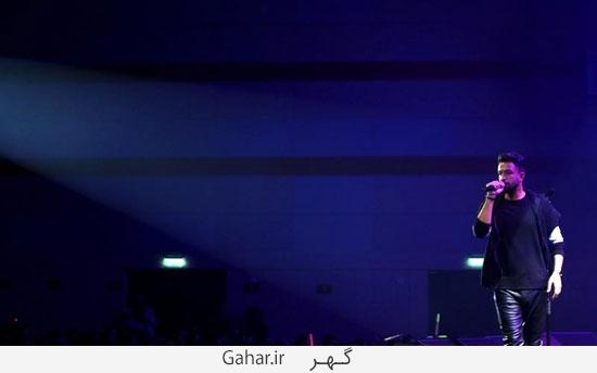 benyamin34 گزارش تصويری از کنسرت بنیامین با حضور محمدرضا گلزار
