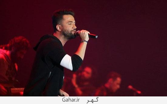 benyamin36 گزارش تصويری از کنسرت بنیامین با حضور محمدرضا گلزار