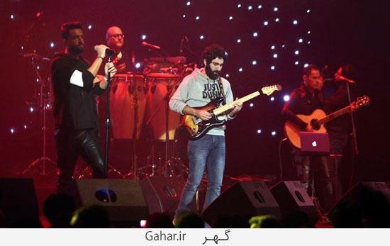 benyamin38 گزارش تصويری از کنسرت بنیامین با حضور محمدرضا گلزار
