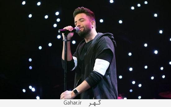 benyamin47 گزارش تصويری از کنسرت بنیامین با حضور محمدرضا گلزار