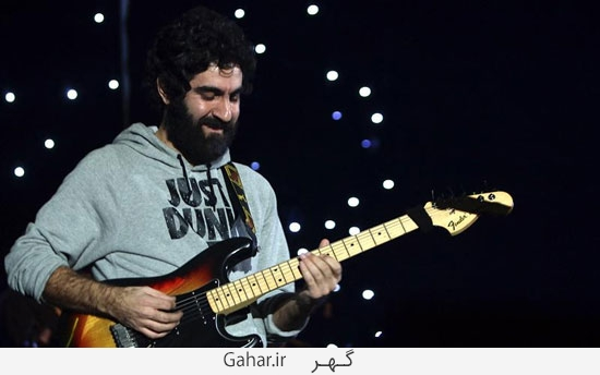 benyamin48 گزارش تصويری از کنسرت بنیامین با حضور محمدرضا گلزار