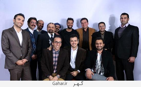 benyamin7 گزارش تصويری از کنسرت بنیامین با حضور محمدرضا گلزار