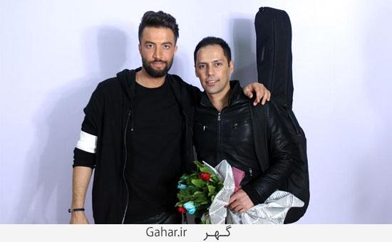 benyamin8 گزارش تصويری از کنسرت بنیامین با حضور محمدرضا گلزار