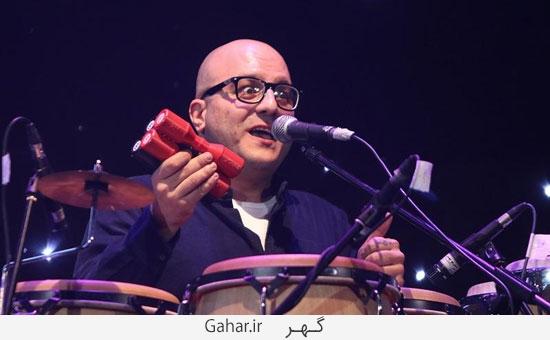 benyamin9 گزارش تصويری از کنسرت بنیامین با حضور محمدرضا گلزار