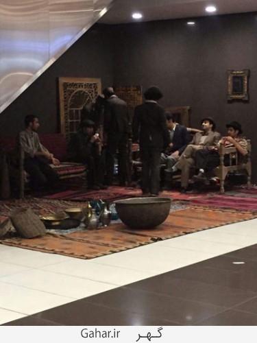 dokhtaran poshie 3 375x500 عکس / دختران پوشیه پوش که فضای نوستالژیک به تهران دادند