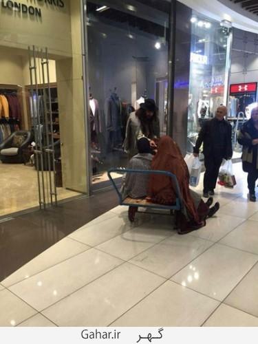 dokhtaran poshie 5 375x500 عکس / دختران پوشیه پوش که فضای نوستالژیک به تهران دادند