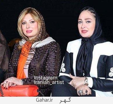 elham 1 عکس جدید الهام حمیدی با لنز آبی