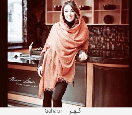 hannaneh shahshahani11 یکی از بازیگران زن ایرانی : جراحی زیبایی نکردم