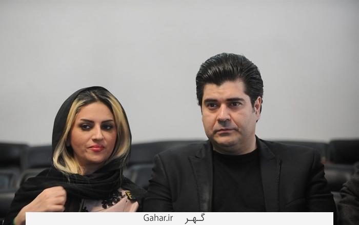 harir shariatzadeh 3 بیوگرافی حریر شریعت زاده همسر سالار عقیلی + عکس