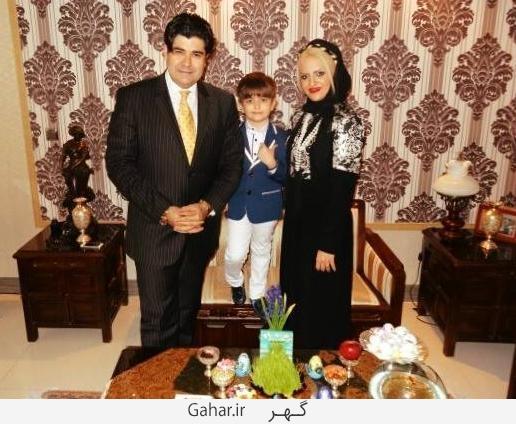 harir shariatzadeh 5 بیوگرافی حریر شریعت زاده همسر سالار عقیلی + عکس