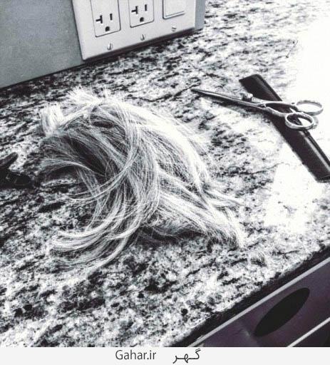 hilaryduff2 جدیدترین عکس های هیلاری داف با موهای کوتاه