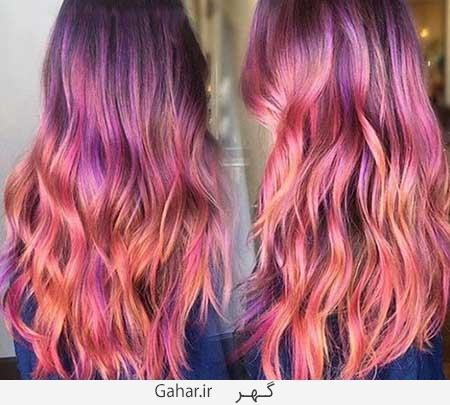 hilight hair 2016 4 جدیدترین مدل های هایلایت زمستانی